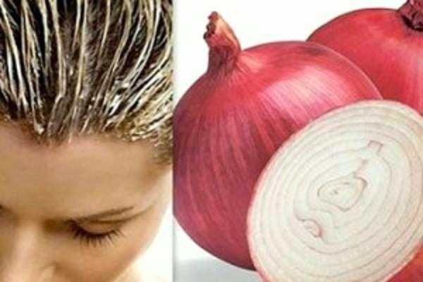 Soğanı Rendeleyip Beyaz Saçınıza Sürün! Sonuç Muhteşem! 1