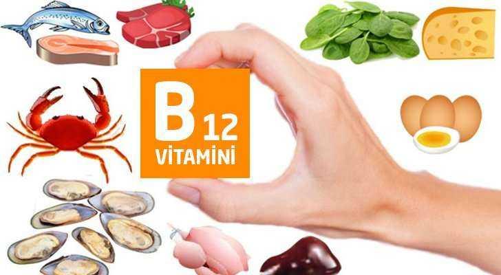 Bu Belirtiler Varsa B12 Vitamini Eksiliğiniz Var Demektir 1