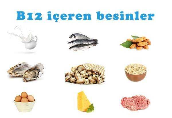 Bu Belirtiler Varsa B12 Vitamini Eksiliğiniz Var Demektir 3